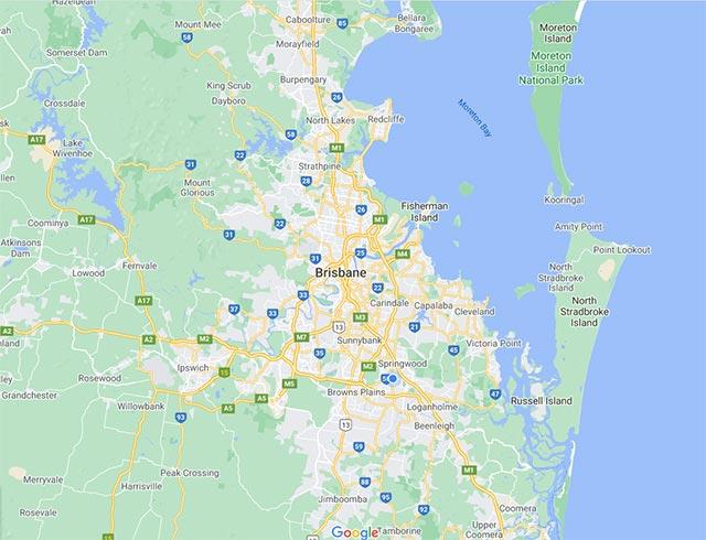 cash car service area map
