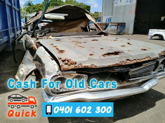 Contact for Old Car Pick Up